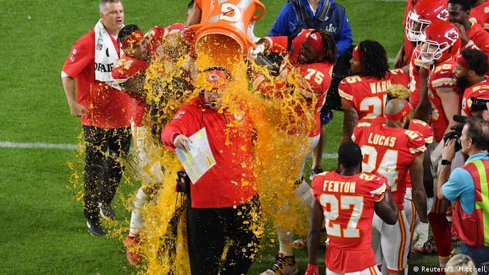 Super Bowl LIV - Kansas City Chiefs v San Francisco 49ers (Reuters / S. Mitchell)
