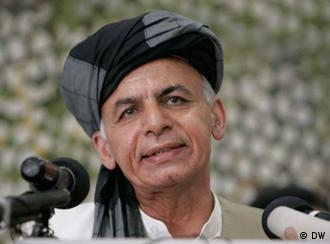 Ashraf Ghani (Foto: DW)