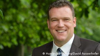 Georg Scholl, Leiter Referat Presse, Kommunikation und Marketing der Alexander-von-Humboldt-Stiftung^<br /><br /> Eingestellt: 12.3.2013