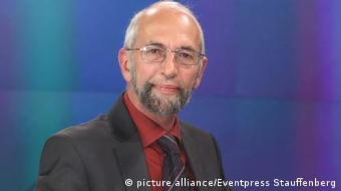 O γερμανός ειδικός σε θέματα μυστικών υπηρεσιών Έριχ Σμιτ-Ένμποομ