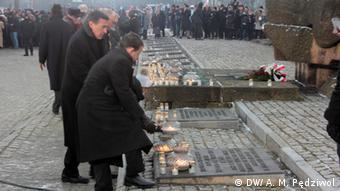 Paljenje svijeća a žrtve holokausta