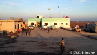 YPG military base