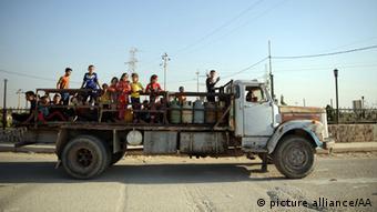 Irak Flüchtlinge 16.06.2014
