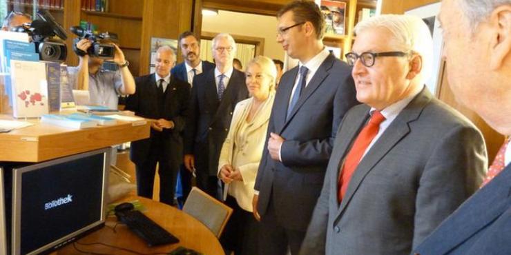 Srbija na putu u EU
