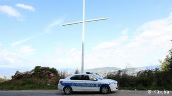 Križ iznad Sarajeva