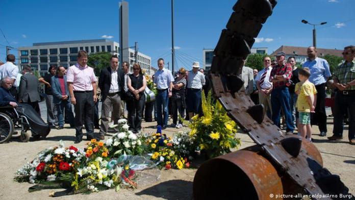 Dresden Gedenken Volksaufstand der DDR