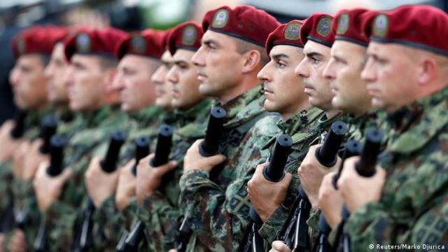 Vojna parada u Beogradu 16.10.2014.