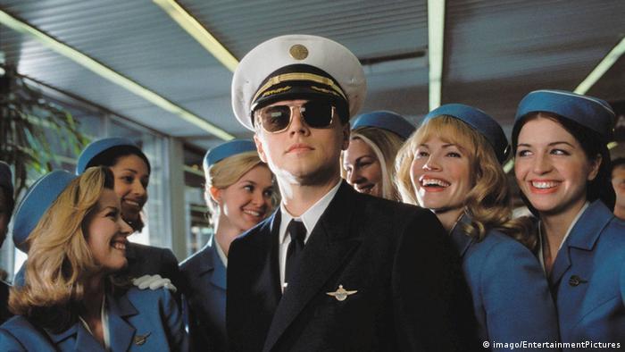 Leonardo di Caprio in Catch me if you can (Photo: Imago EntertainmentPictures)