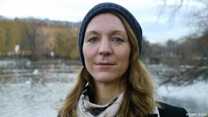 Angela Köckritz Mitarbeiterin DIE ZEIT