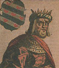 koning radboud / king redbad