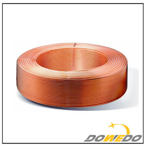 Level Wound Coil Copper