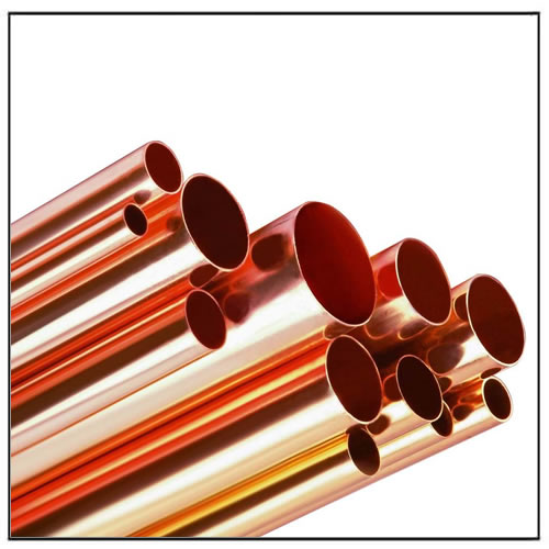 Water Copper Pipes Brass Tubes Copper Pipes