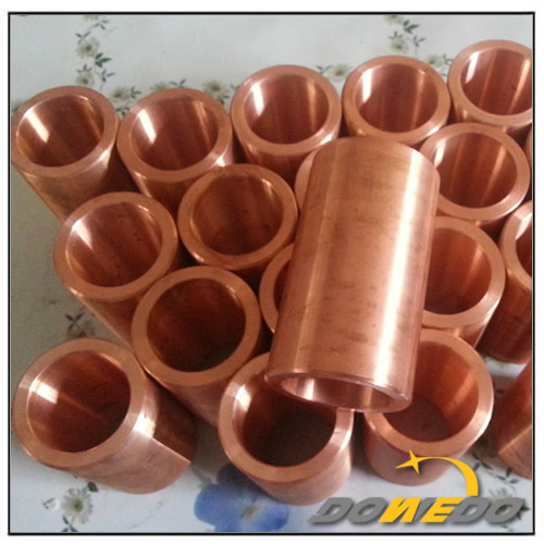 Custom Round Refrigeration Copper Tube
