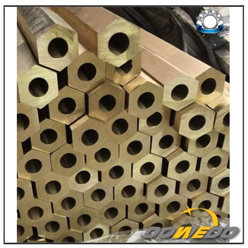 Hexagon Brass Tubes China Manufacturer