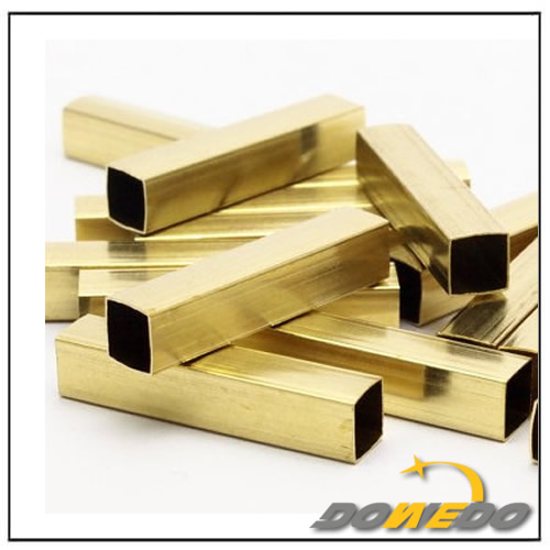 Square Brass Tubing China Supplier