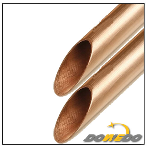 Copper Inner Groove Tube