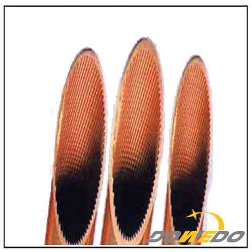 Inner Grooved Copper Pipe