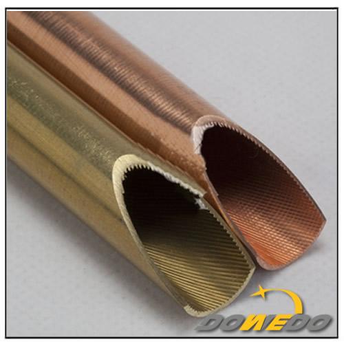 Straight Copper Inner Grooved Tube Pipe