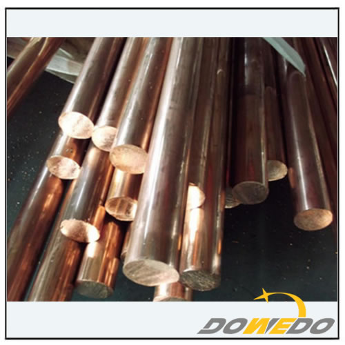 Red Copper Rods