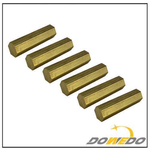 ASTM B21 C464 Brass Hex Rod