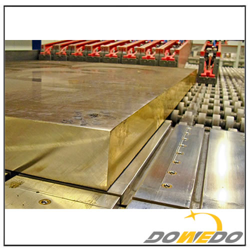 Brass Alloy Plates