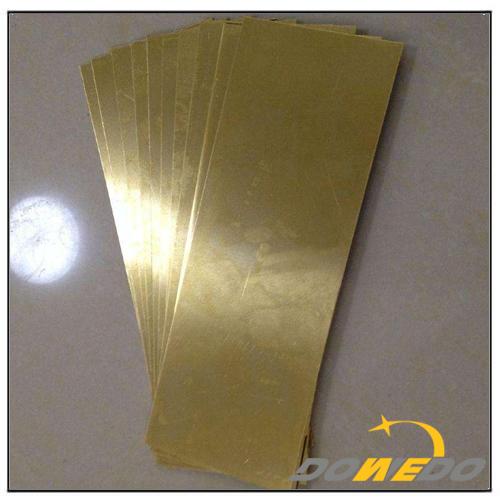 Brass Bronze Flat Bar
