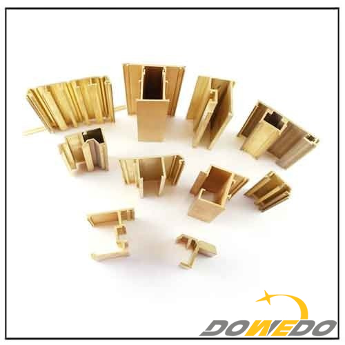Brass Extrusion Profile