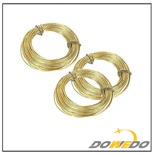Brass Wire Cable Cord