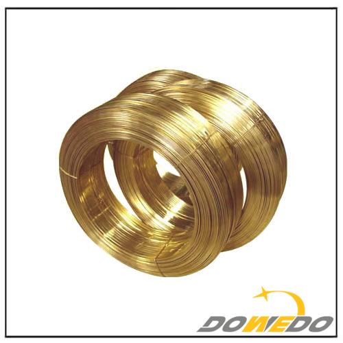Extrusion Brass Wire