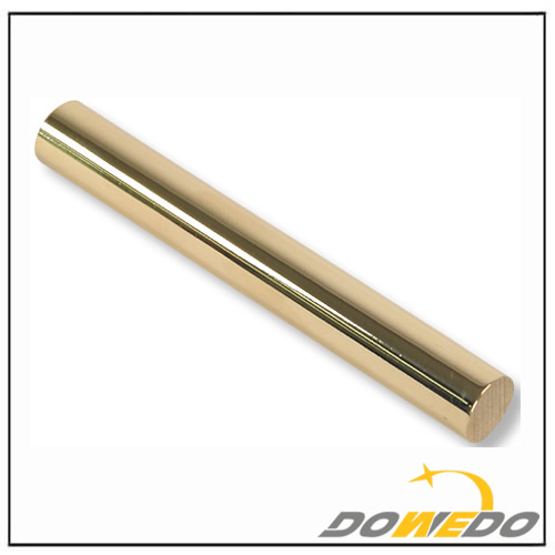 Solid Brass Extrusion Rod