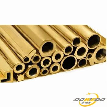 Brass Hollow Rods Bar
