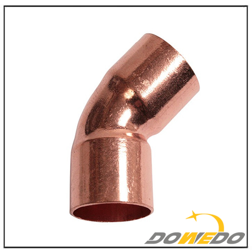 Copper Fitting 45 Elbow