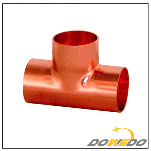 Copper Tee Copper Fitting