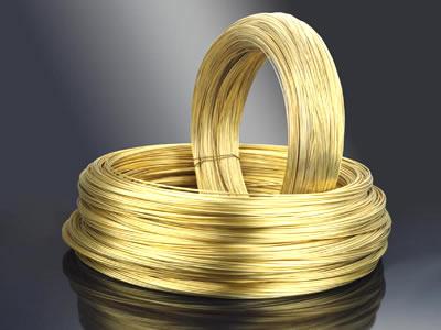 brass copper wire