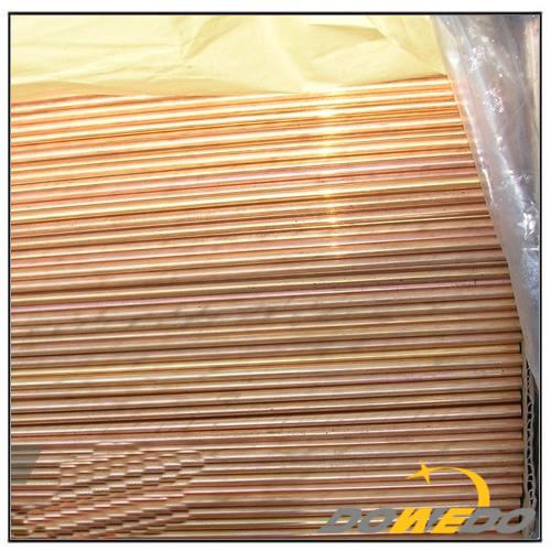 Corrugated Brass Pipe