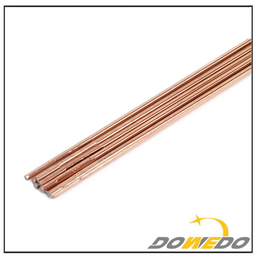 Copper Coated Brazing Rod