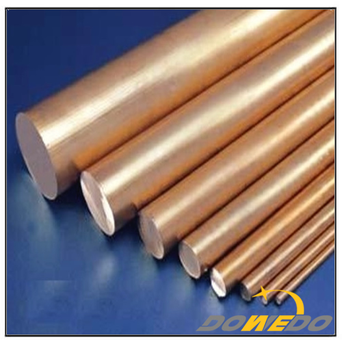 Unpolished Copper Round Rod