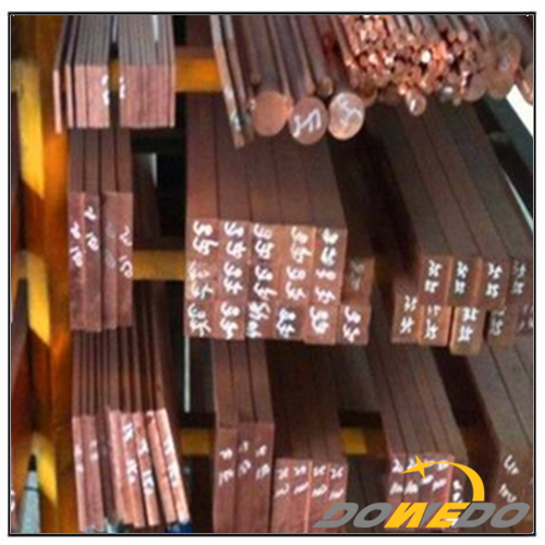 Various Size Copper Flat Bars