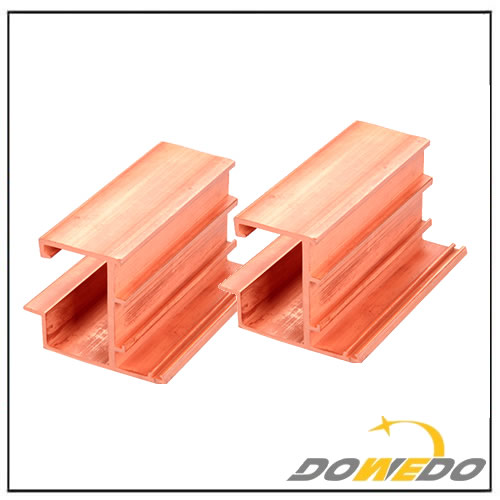 Extruding Copper Profiles