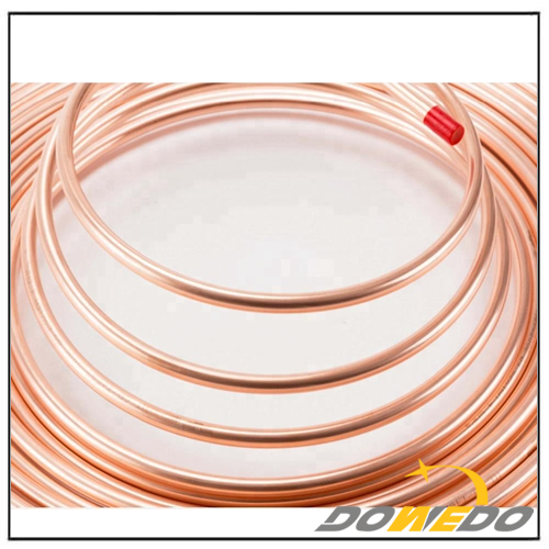 99% Pure Copper Tube