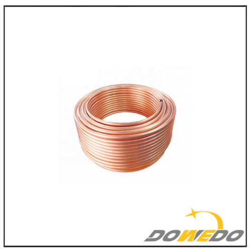 Copper Coil Pipe for Refrigerator