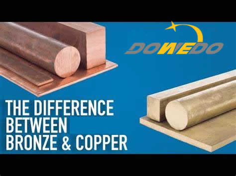 Copper vs Bronze
