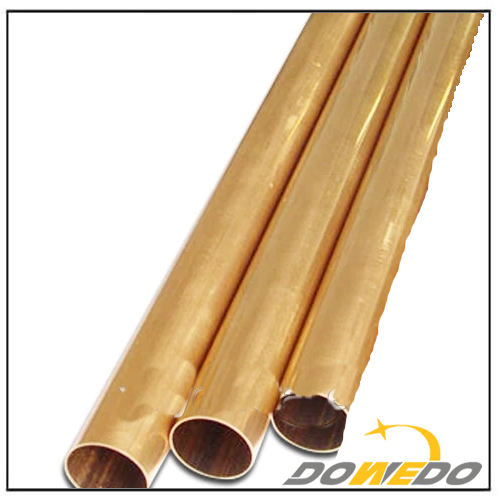 Straight C26800 Brass Pipes