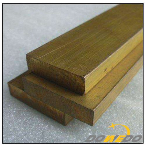 C380 Brass Rod Rectangle Metal Brass Alloy