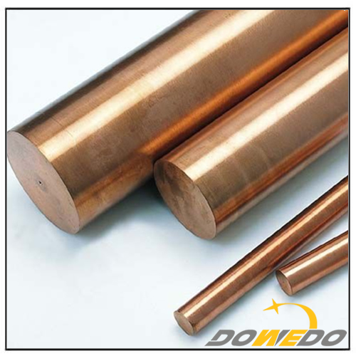 CW004A Copper Round Copper Alloy Rods