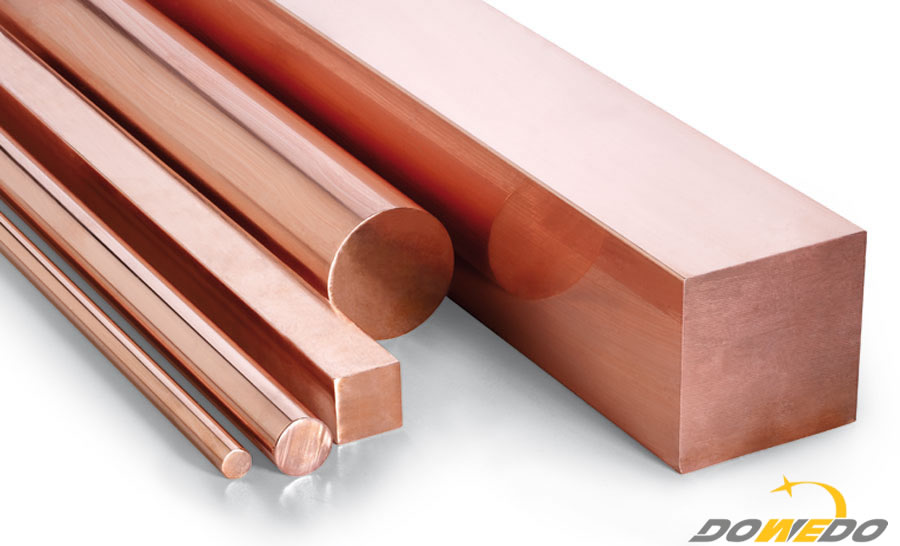 Guide to Copper Sheet, Bar, and Round
