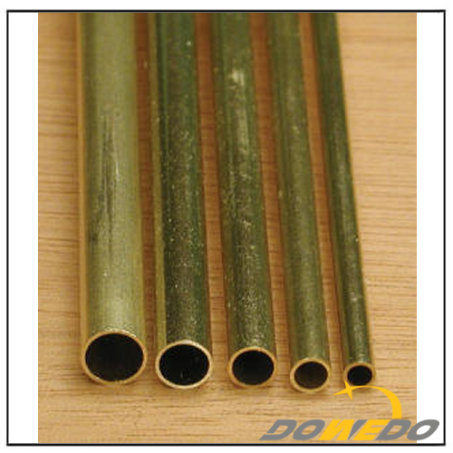 China Wholesale Annealed Seamless Brass Pipe