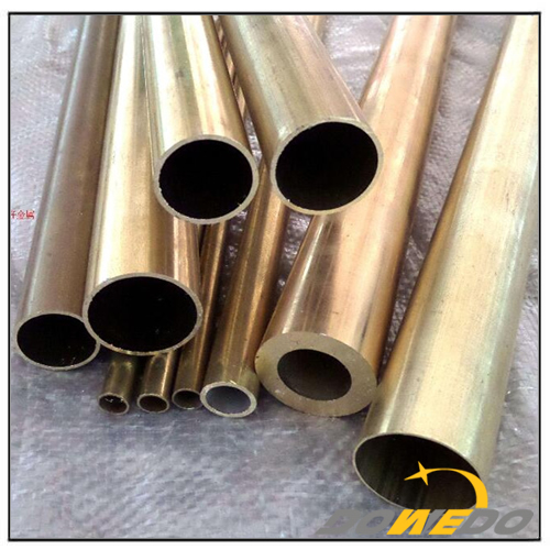 H85 Brass Tubes for Electric Appliance, Water and Heater Industry