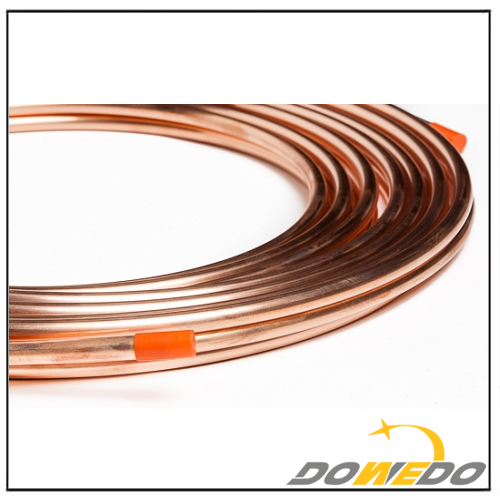 Air Conditioner Copper Piping Pancake Coil