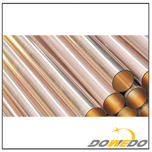 ASTM Standard Copper Brass Pipes for Ferrules, Oil Well Pump Liner